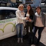 On E-Carsharing-Tour für das Mondseeland