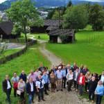 Eferdinger Bürgermeisterausflug in der FUMO-Region