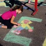 Blühende Straßen und Zitronenaktion in der VS Zell am Moos