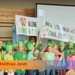 Videobeitrag über das Abschlussfest der Klimaschulen