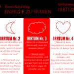 ENERGIESPARTIPP Nr. 17 – Irrtümer Spritsparendes Autofahren