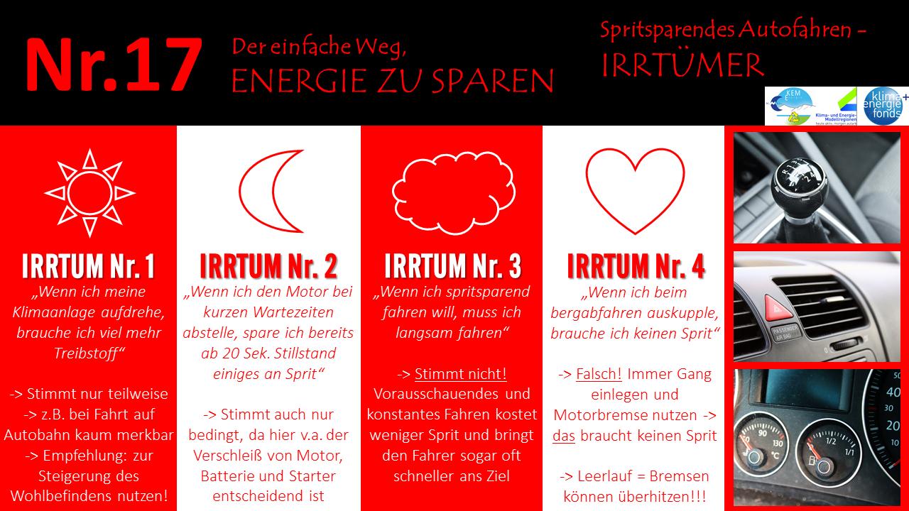 Energiespartipp Nr17