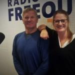 Zu Gast beim Radio FREEQUENNS in Liezen
