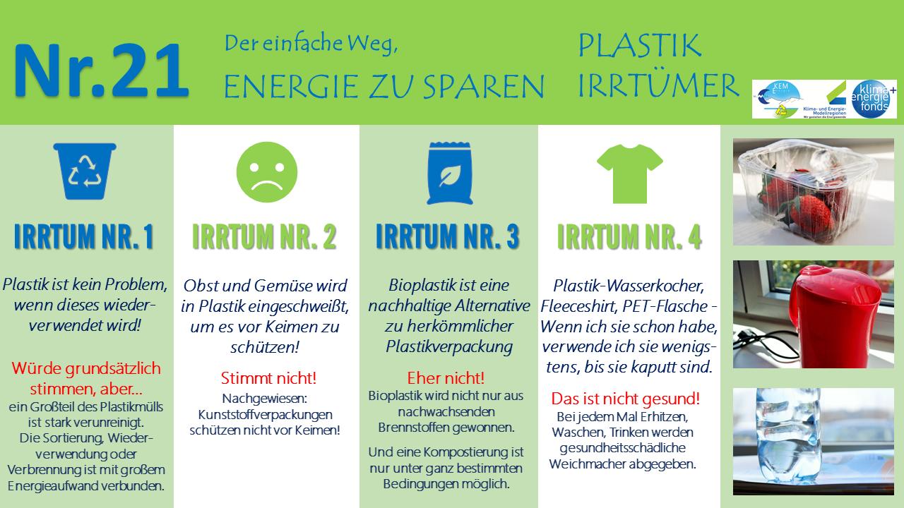 Energiespartipp Nr21