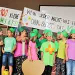 Ois do! – im Mondseeland setzt man bereits 4. Klimaschulenprojekt um