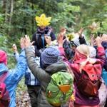 Wald und Klimaschutz – viele Inputs für die VS Mondsee