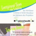 ENERGIESPARTIPP VON SCHÜLERN NR. 8 – Wiederverwendbare Taschen und Flaschen
