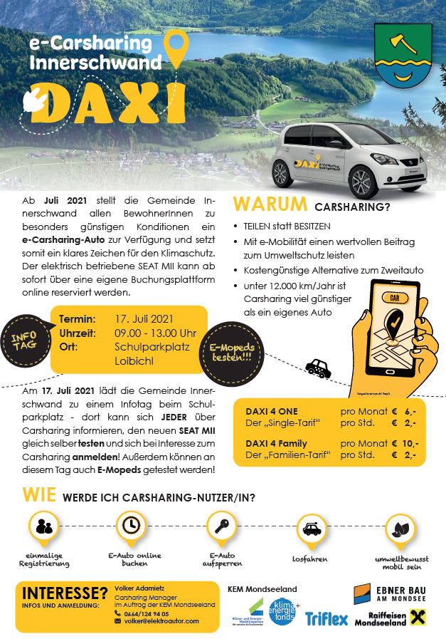 Factsheet Carsharing Screenshot Homepage