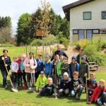 Waldzukunft im Mondseeland-Startaktion: Klimafitte Bäume für Oberhofen