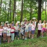 """Startschuss """"Waldzukunft im Mondseeland"""" in der Volksschule TILO"""
